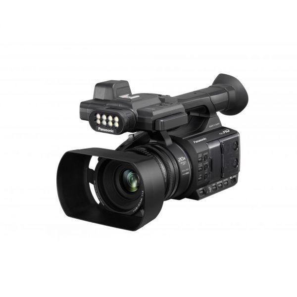 "Panasonic AG-AC30 Digital Camcorder - 3"" - Touchscreen LCD - BSI MOS - Full HD"