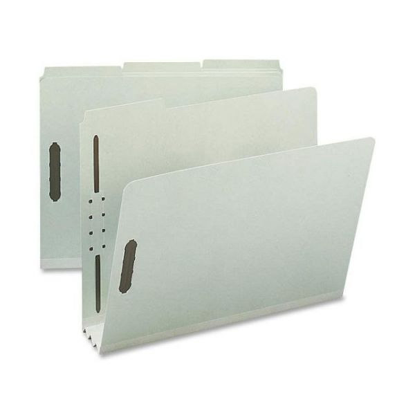 Nature Saver Pressboard Fastener Folders With Fasteners