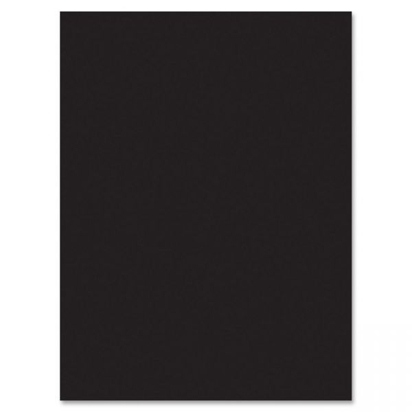 SunWorks Heavyweight Black Construction Paper