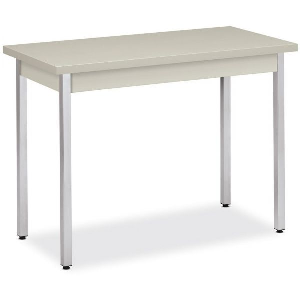 HON Metal Utility Table  20D x 40W
