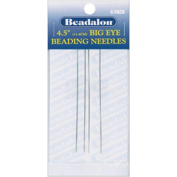 Beadalon Big Eye Beading Needles