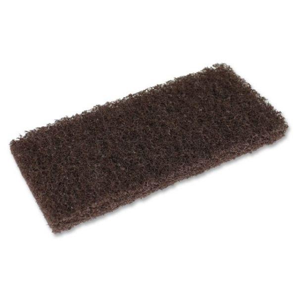 Genuine Joe Brown Cleaning Pads