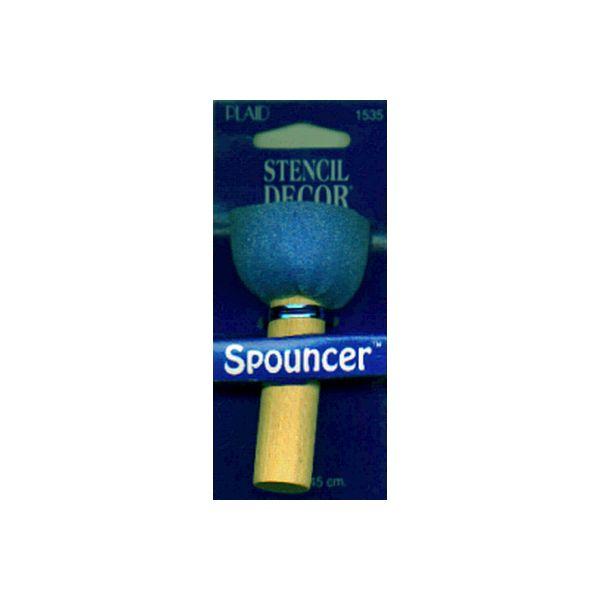 Spouncer Sponge Stencil Brush