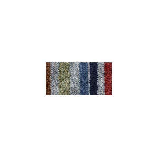 Patons Kroy Socks Yarn - Blue Stripes