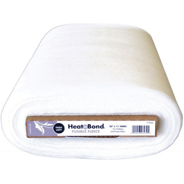 Heat'n Bond Extra High Loft Fleece Fusible