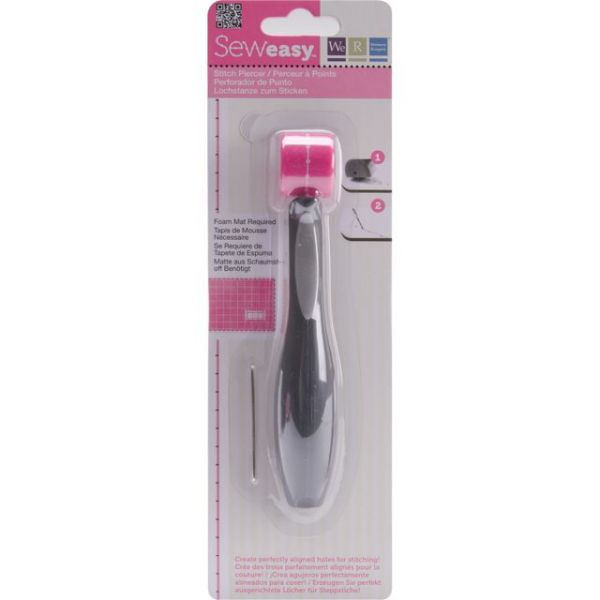 Sew Easy Stitch Piercer Handle & Needle