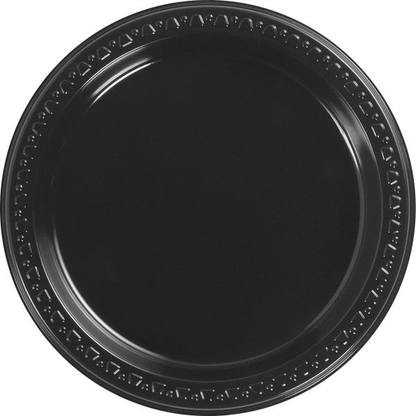 "Chinet Heavyweight 9"" Plastic Plates"