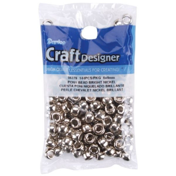 Darice Craft Designer Pony Beads