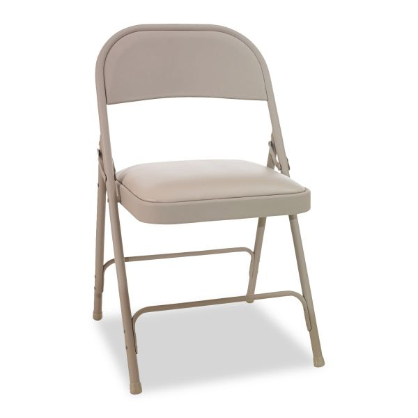 Alera Padded Folding Chairs