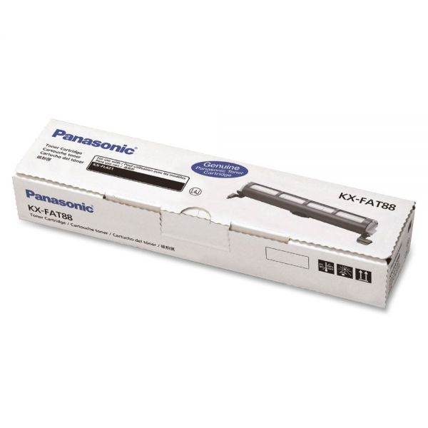 Panasonic KX-FAT88 Original Toner Cartridge