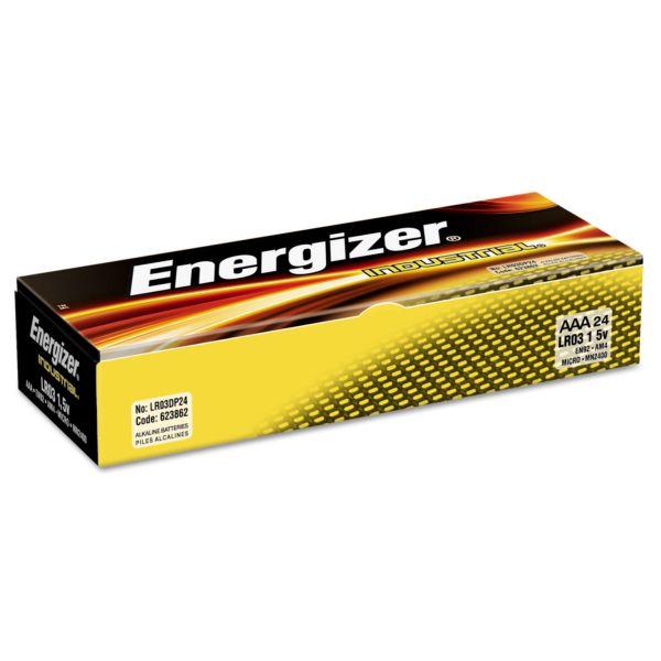 Energizer Industrial AAA Batteries