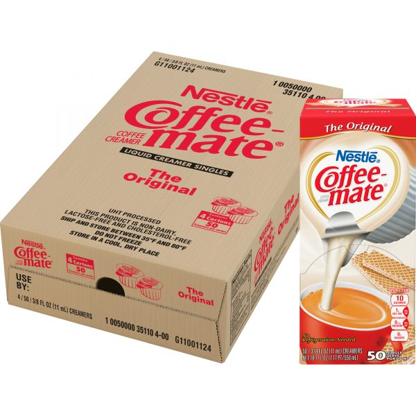Coffee-mate Original Creamer Cups