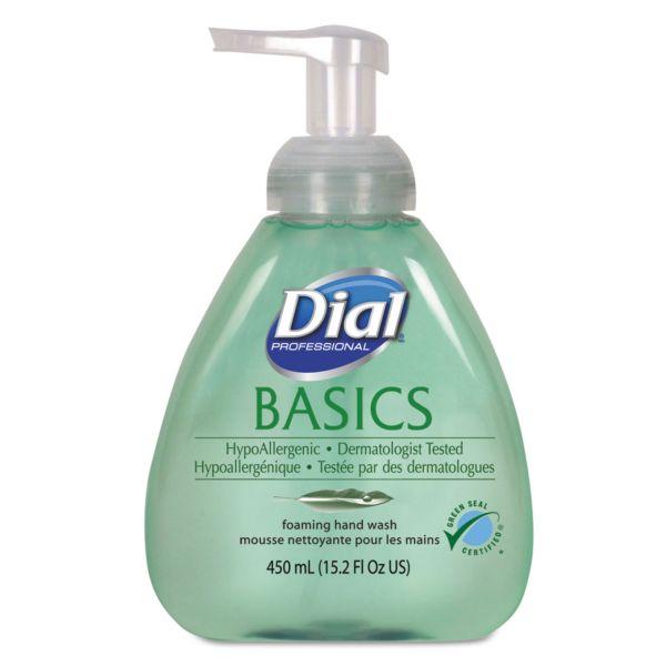 Dial Basics Foaming Hand Soap
