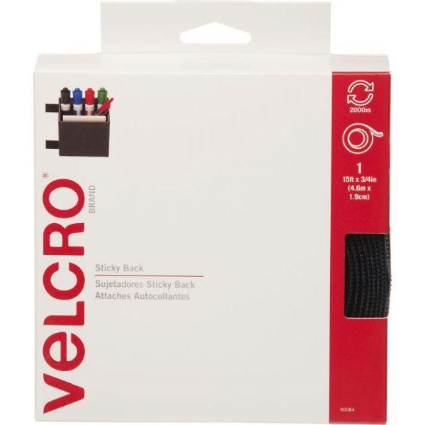 """VELCRO(R) Brand STICKY BACK Tape 3/4""""X15'"""