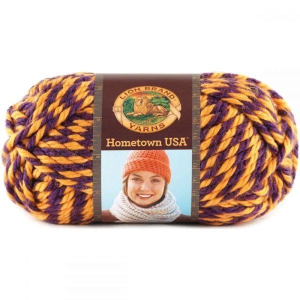 Lion Brand Hometown USA Yarn - Tigers