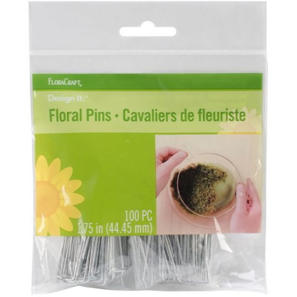 Floral Pins