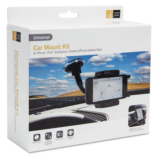 Case Logic Car Mount, Black