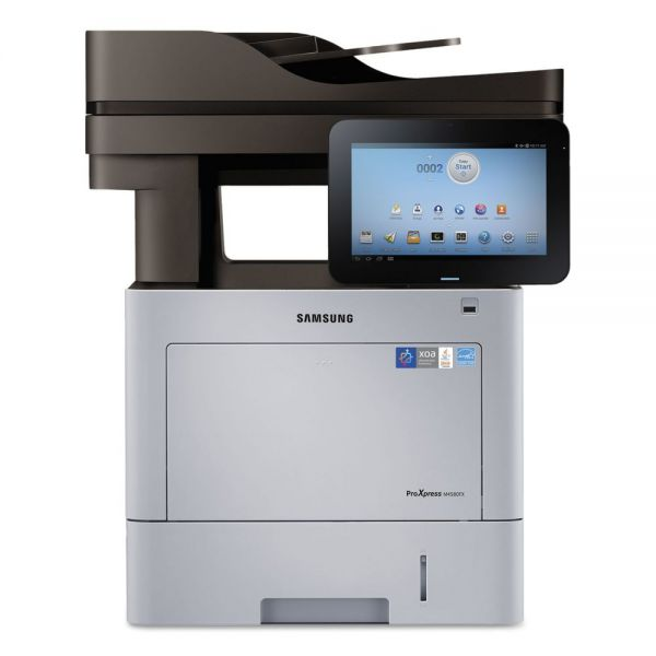 Samsung ProXpress M4583FX Wireless Multifunction Laser Printer, Copy/Fax/Print/Scan