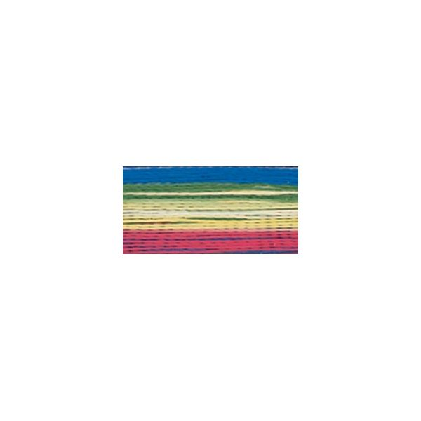 Rayon Super Strength Thread Variegated Colors 700yd