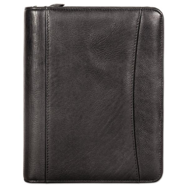 Franklin Covey Sedona Leather Zipper Binder