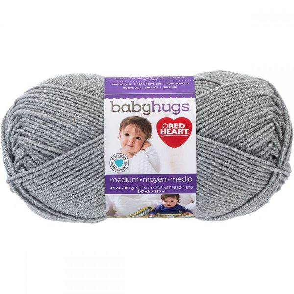 Red Heart Baby Hugs Yarn - Dolphin