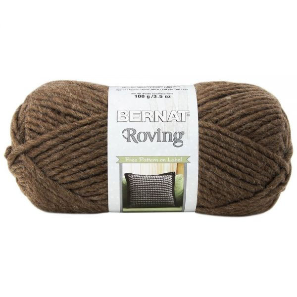 Bernat Roving Yarn - Bark
