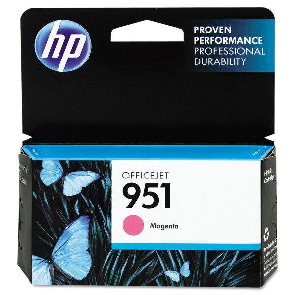 HP HP 951, (CN051AN) Magenta Original Ink Cartridge