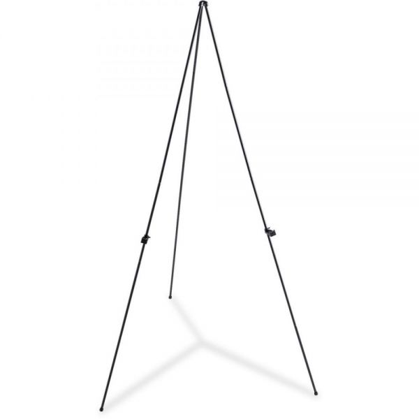 Lorell Adjustable Display Folding Tripod Easel