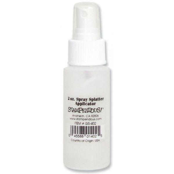 Stampendous Spray Splatter Bottle - Empty