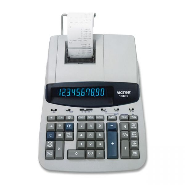 Victor 15306 Heavy-duty Printing Calculator