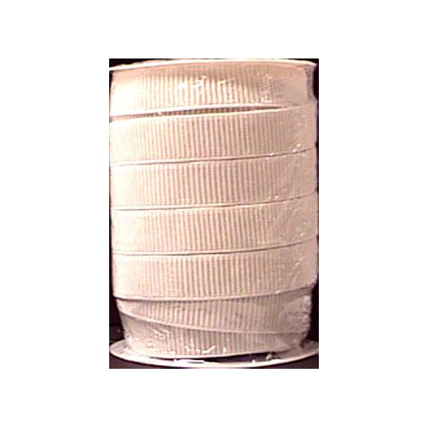 "Non-Roll Ribbed Elastic 1""X30yd"