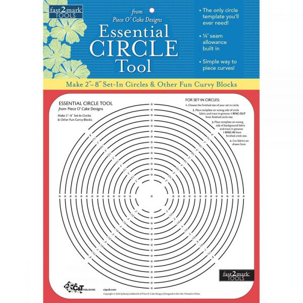 fast2mark Tools Essential CIRCLE Tool