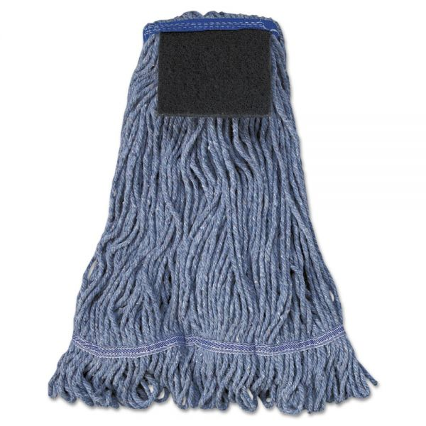 UNISAN Mop Heads with Scrub Pads