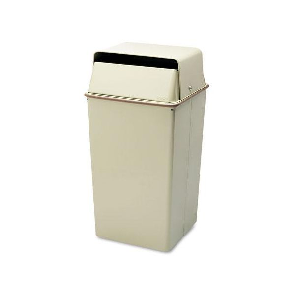 Safco 36 Gallon Security Trash Can