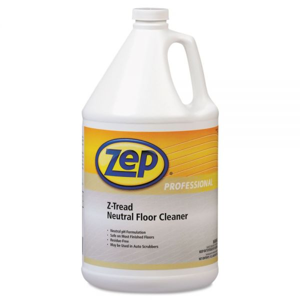 Zep Professional Z-Tread Neutral Floor Cleaner