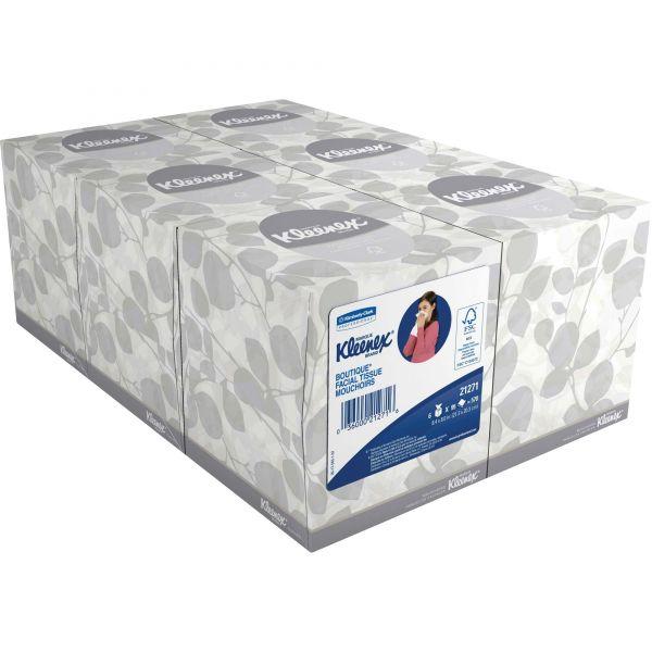 Kleenex Naturals 2-Ply Facial Tissue