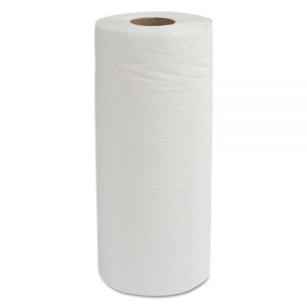 GEN Household Perforated Paper Towel, 11 x 9, 2-Ply, White, 85 Sheets/Roll, 30 Rolls/Carton