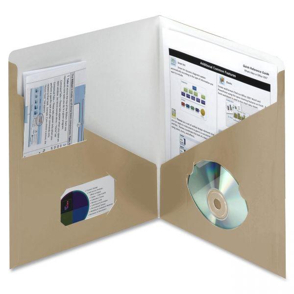 Smead Contemporary Classics Two-Pocket Folders
