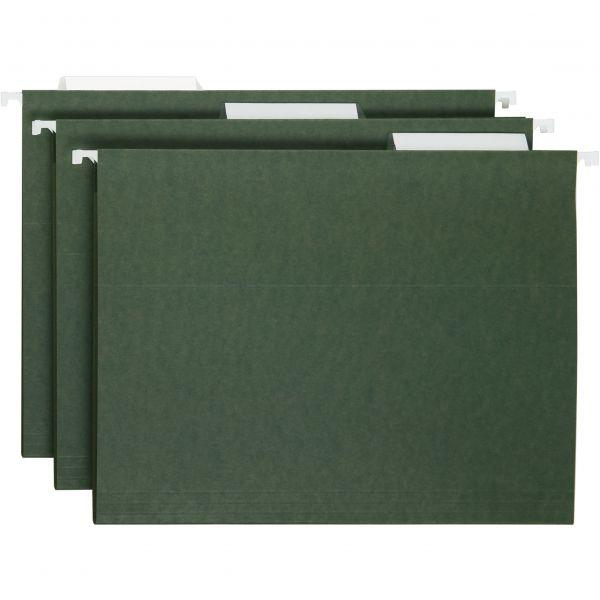Smead 64035 Standard Green Hanging File Folders