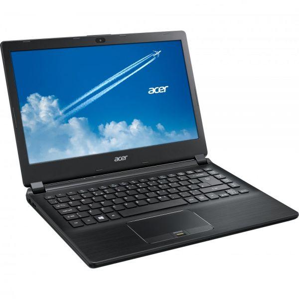 "Acer TravelMate P446-M TMP446-M-77QP 14"" LED (ComfyView) Notebook - Intel Core i7 (5th Gen) i7-5500U Dual-core (2 Core) 2.40 GHz - Black"