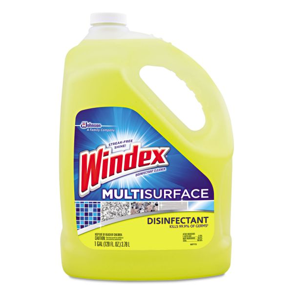 Windex Multi-Surface Disinfectant Cleaner
