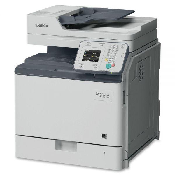 Canon imageCLASS MF800 MF810CDN Laser Multifunction Printer - Color - Plain Paper Print - Desktop