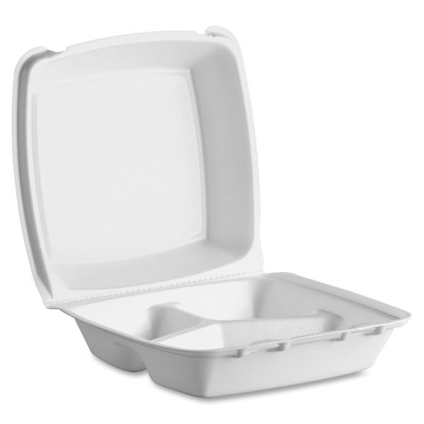 Pactiv Takeout Clamshell Containers