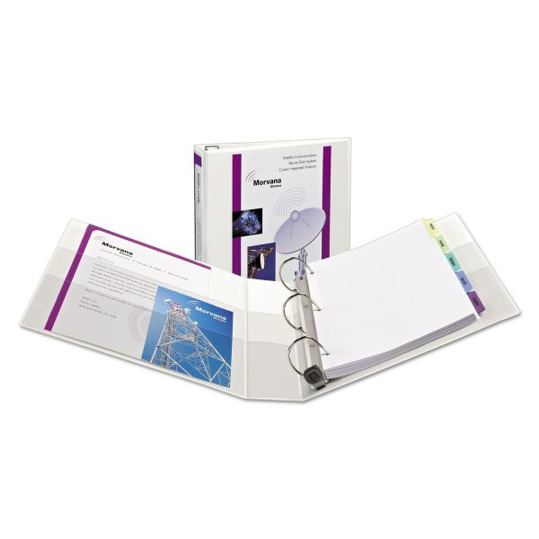"""Avery Extra Wide Reference 1 1/2"""" 3-Ring View Binder"""