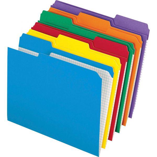 Pendaflex Colored File Folders