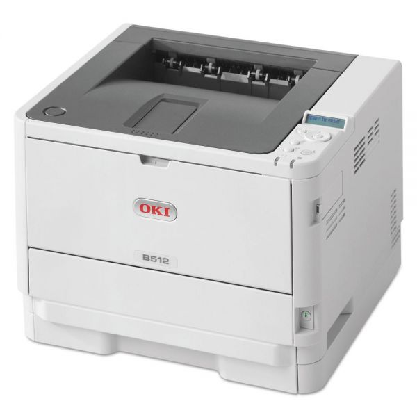 Oki B512DN Monochrome Laser Printer