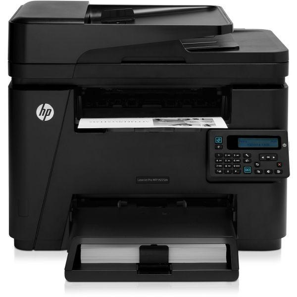 HP LaserJet Pro MFP M225DN Multifunction Laser Printer, Copy/Fax/Print/Scan