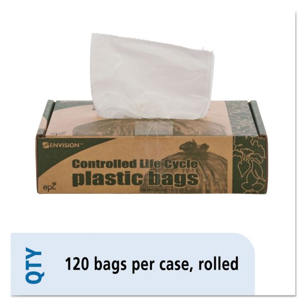 Stout EcoDegradable 13 Gallon Trash Bags
