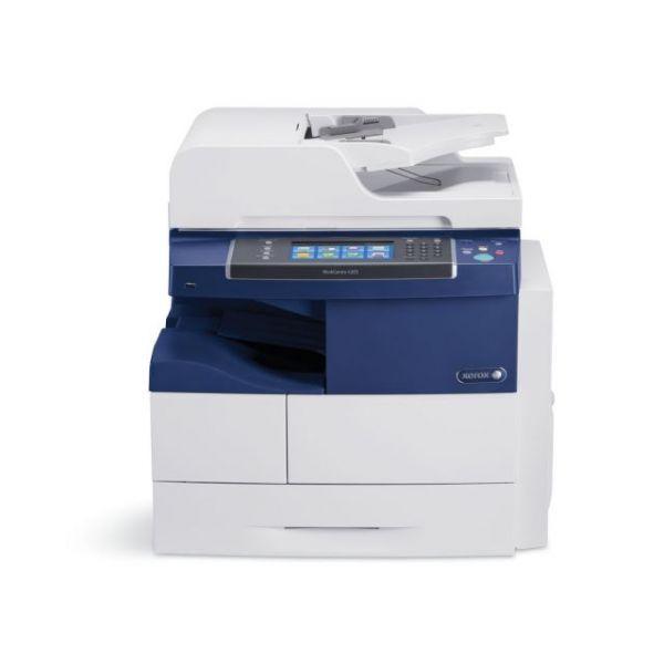 Xerox WorkCentre 4265/S Laser Multifunction Printer - Monochrome - Plain Paper Print - Desktop