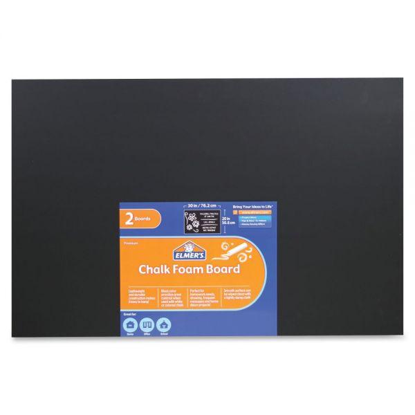 Elmer's Chalk Foam Boards